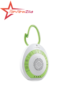 MyBaby Soundspa White Noise Machine for Babies