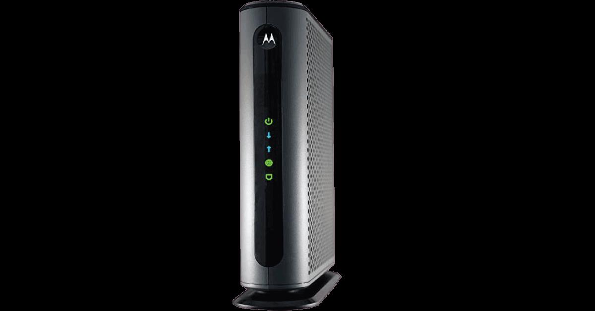 motorola mb8600 review
