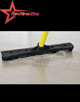 rubber mop broom