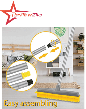 Norwex rubber broom