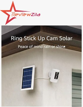 Ring Stick Up Cam Battery